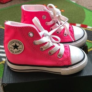 Brand new baby converse